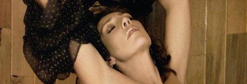 Cynthia Klitbo desnuda