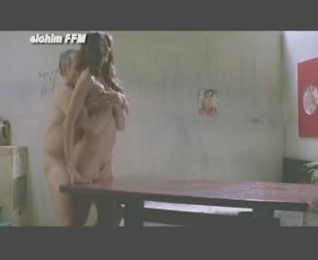 Maria Aura desnuda