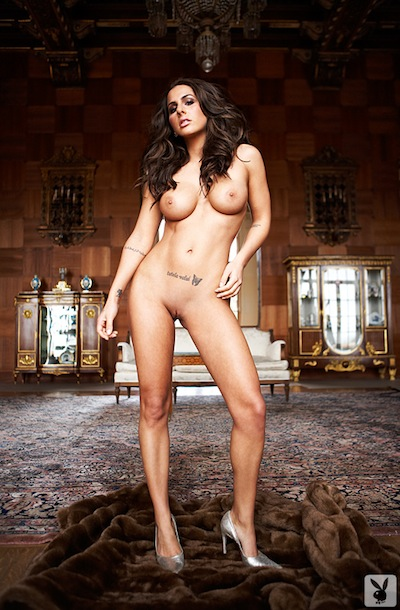 Ashley Dupre Playboy
