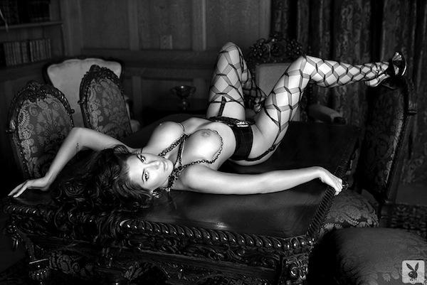 Ashley Dupre Playboy
