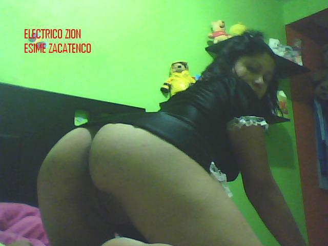 Cachonda ESIME Zacatenco