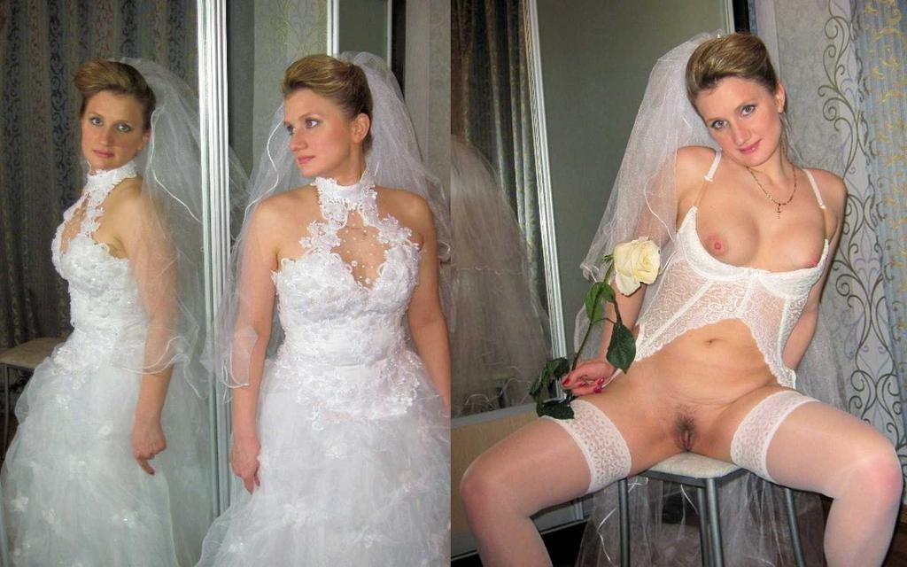 Голые после свадьбы фото