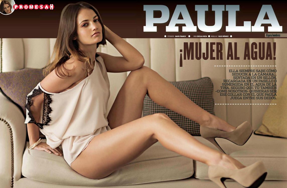 Paula Fel revista H