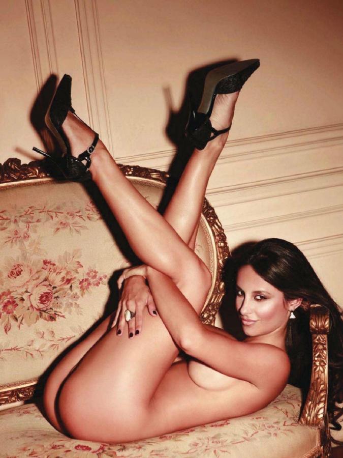 Lourdes Sanchez desnuda Playboy