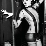 Sasha Grey para la revista MAX italia