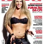 Denise Rocha Leitao, la senadora brasileña desnuda para Playboy