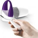 El llamado We-Vibe estimula el punto G, el clítoris y el pene simultáneamente [CES 2013]
