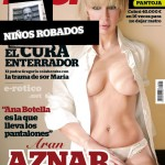 Fotos de Aran Aznar desnuda revista Interview