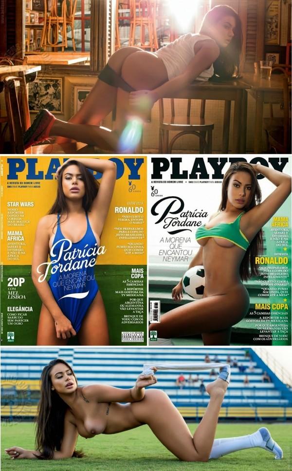 Playboy de Patricia Jordane