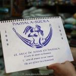 Publican libro del Hamaca-sutra